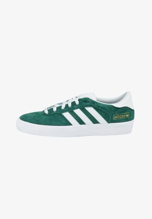 Trainers - green / cloud white / gold