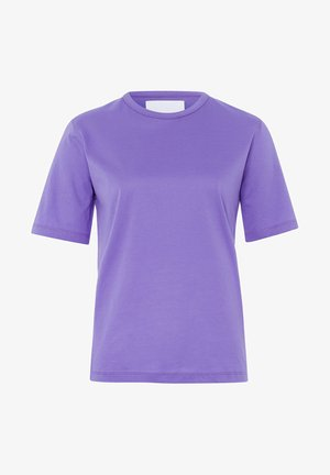 T-shirt basic - purple