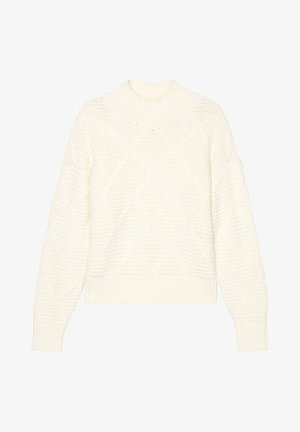 Jumper - scandinavian white