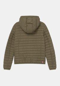 Colmar Originals - REPUNK UNISEX - Down jacket - artichoke-light steel - 1