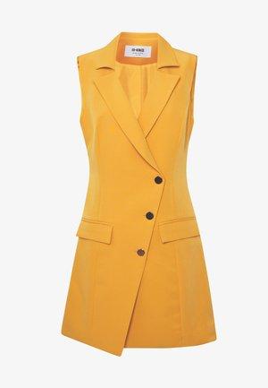 ARCHER BLAZER DRESS - Freizeitkleid - mustard