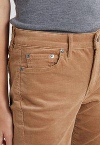 Lauren Ralph Lauren - Trousers - classic camel - 5