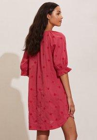 Odd Molly - KATE - Day dress - pink fudge - 1