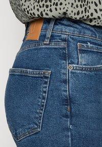 YAS - ZEO GIRLFRIEND - Slim fit jeans - light blue - 4