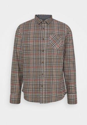 NITROGEN - Shirt - brown