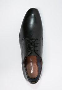 Salamander - STEEL - Smart lace-ups - black