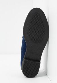 Simply Be - JUNO - Scarpe senza lacci - navy - 6