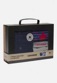 Converse - VARSITY GIFT BOX SET - Trainingspak - vintage grey heather - 2