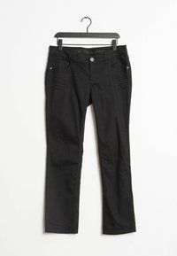 Esprit - Straight leg jeans - black - 0