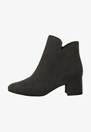 WOMS - Kotníková obuv - graphite