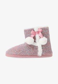 Dorothy Perkins - BOOTIE - Slippers - pink - 1