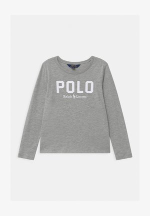 ICON - Long sleeved top - grey