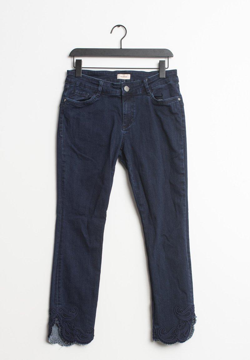 Triangle - Straight leg jeans - blue