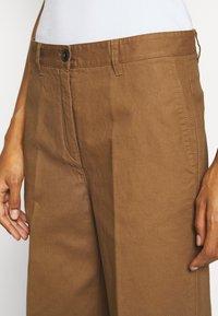 Marc O'Polo - Pantalones - deep tobacco - 5