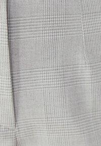 Bershka - Trousers - light grey - 5