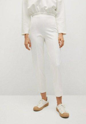 NOA - Trousers - weiß