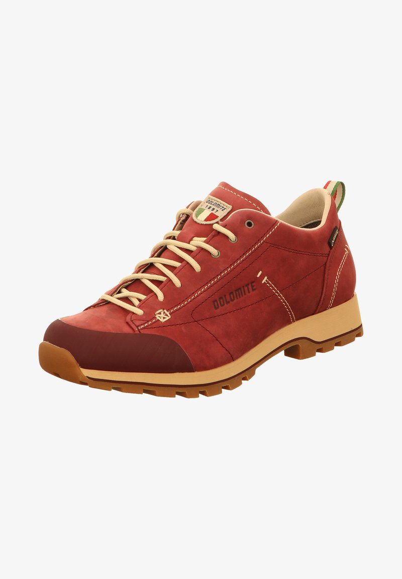 Dolomite - Lace-up ankle boots - rot