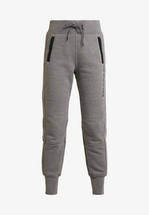 GRAPHIC PANT - Tracksuit bottoms - medium grey heather