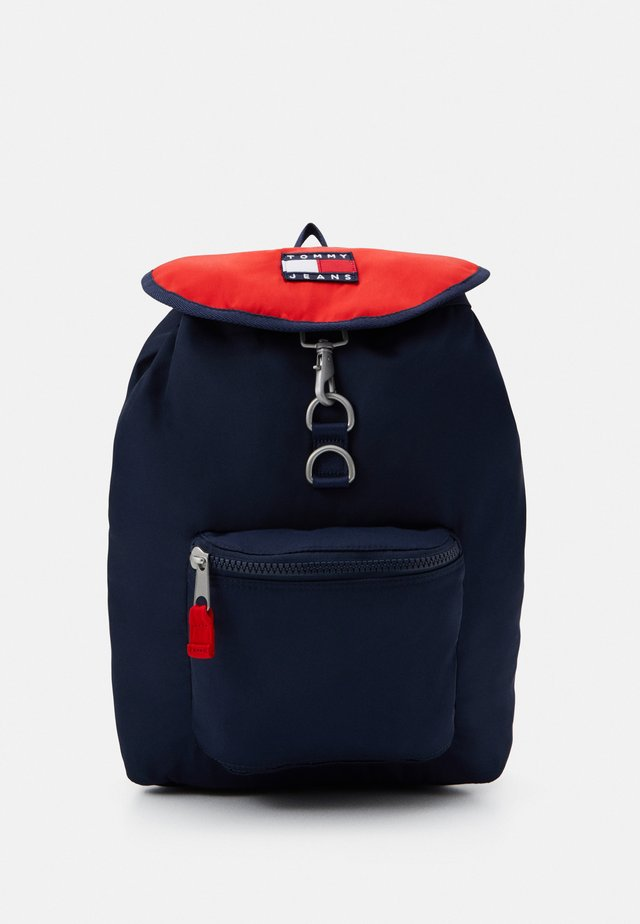 HERITAGE BACKPACK  - Reppu - blue