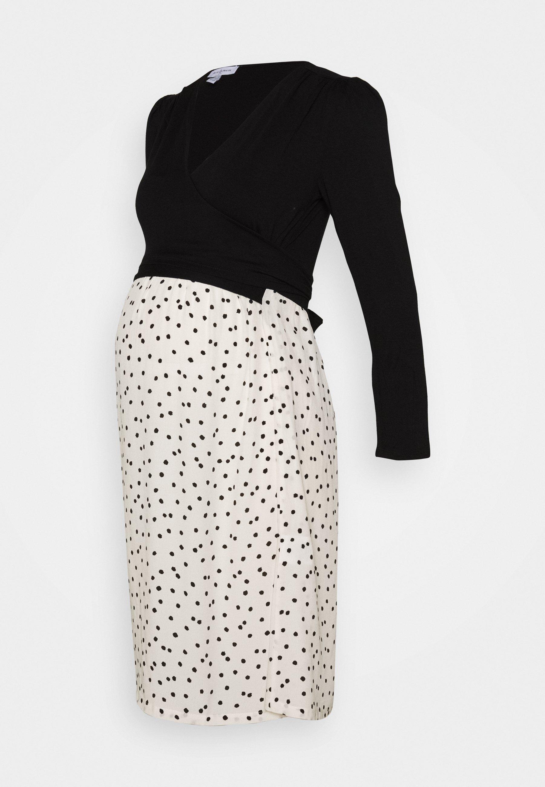 Women CLAIRE  - Jersey dress