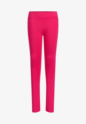 MEISJES SKINNY FIT - Legging - light red