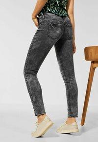 Street One - Slim fit jeans - schwarz - 1
