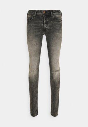 SLEENKER - Slim fit jeans - grey denim