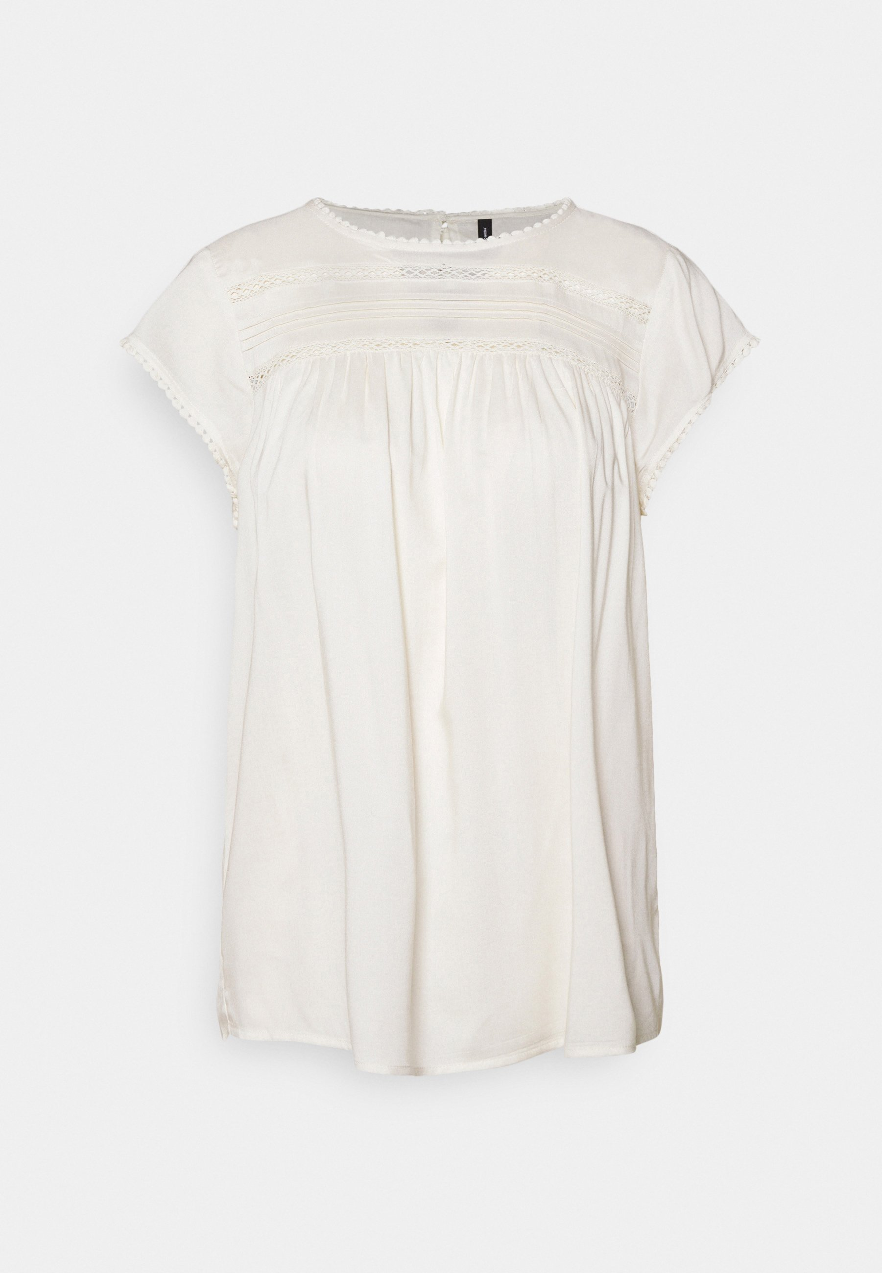 Women VMDEBBIE PLEAT - Print T-shirt