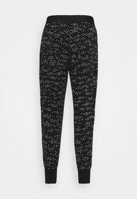 adidas Performance - WIN PANT - Tracksuit bottoms - black/white - 1