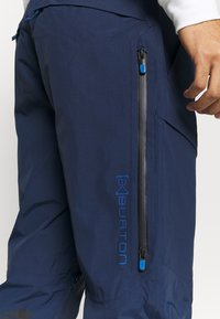 Burton - GORE SWASH DRESS - Snow pants - dress blue - 4