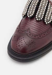 MAX&Co. - MUSICA - Lace-ups - burgundy - 6