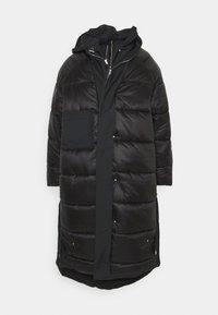 LONG COAT - Winter coat - black