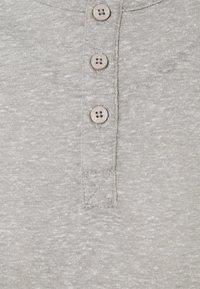 INDICODE JEANS - ESTEPONA - T-shirt - bas - grey mix - 2