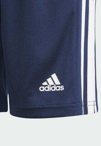 adidas Performance - Squadra 21 Y AEROREADY PRIMEGREEN FOOTBALL REGULAR SHORTS - Sports shorts - blue - 5