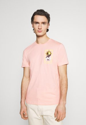 UNISEX - Printtipaita - pink