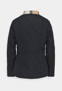 Barbour - MILLFIRE QUILT - Light jacket - navy/hessian - 2