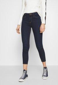 River Island - MOLLY  - Jeans Skinny Fit - dark wash - 0