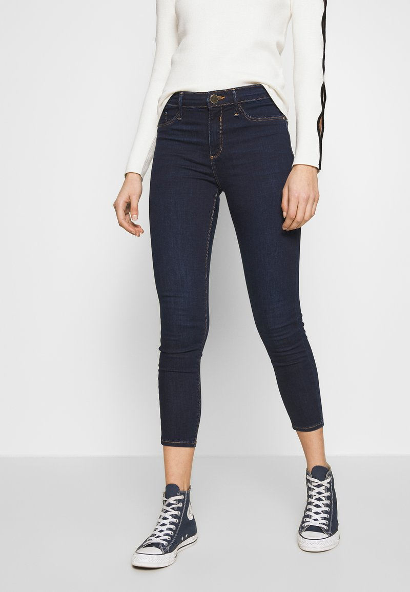 River Island - MOLLY  - Jeans Skinny Fit - dark wash