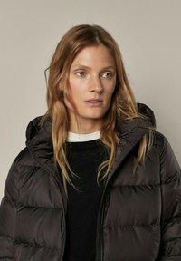 Massimo Dutti - Winter jacket - dark grey - 1