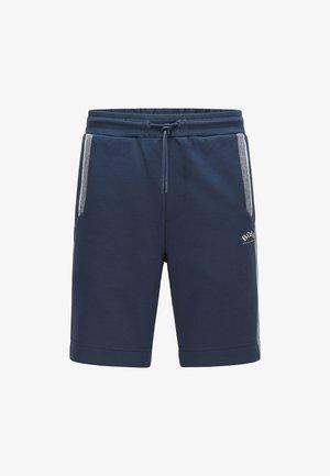 HEADLO - Tracksuit bottoms - dark blue