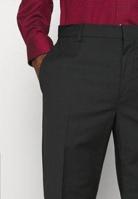 Calvin Klein Tailored - TROPICAL STRETCH SUIT - Suit - black - 5