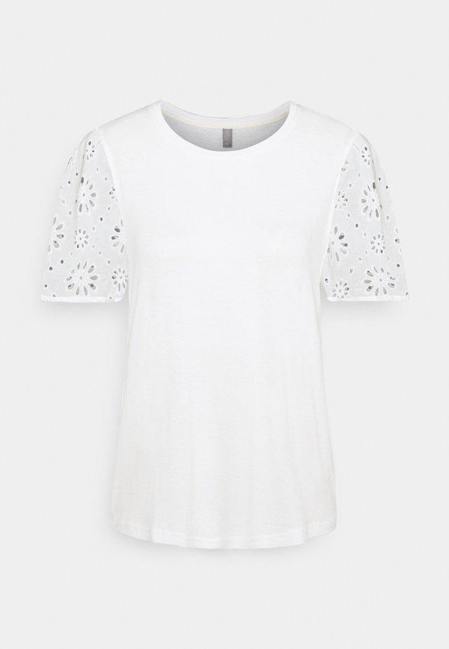 NECLA - T-shirt print - spring gardenia
