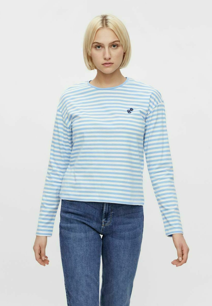 Femme PCGWENDOLYN - T-shirt à manches longues