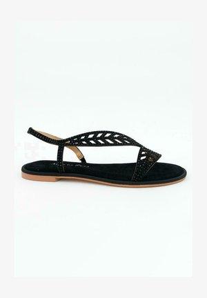 LILLE - Sandales - black