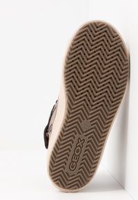 Geox - KALISPERA GIRL - Zapatillas altas - dark beige - 5