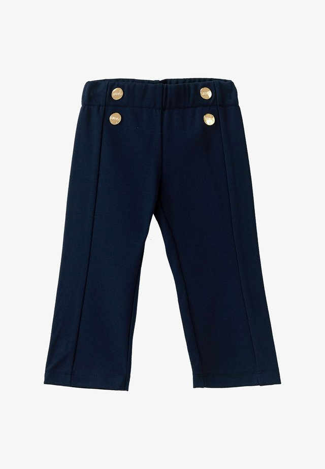 LIU JO KIDS - Trousers - blue