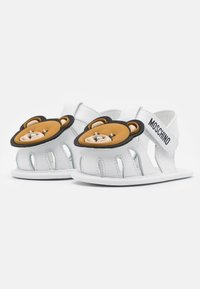 MOSCHINO - UNISEX - First shoes - white - 1