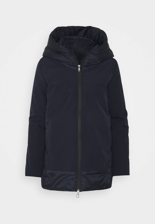 LYTTON COAT - Gewatteerde jas - navy
