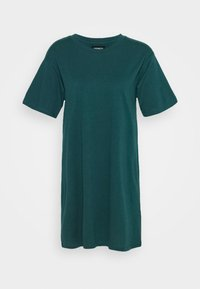 Even&Odd - Jersey dress - deep teal - 4