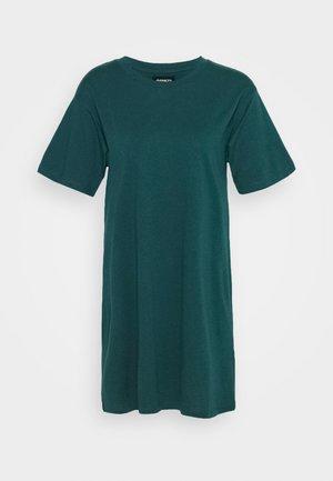 Vestido ligero - deep teal